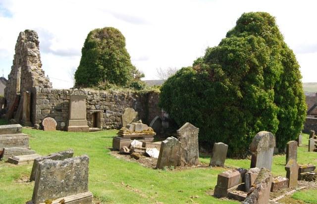 New Cumnock Auld Kirk and Kirkyard