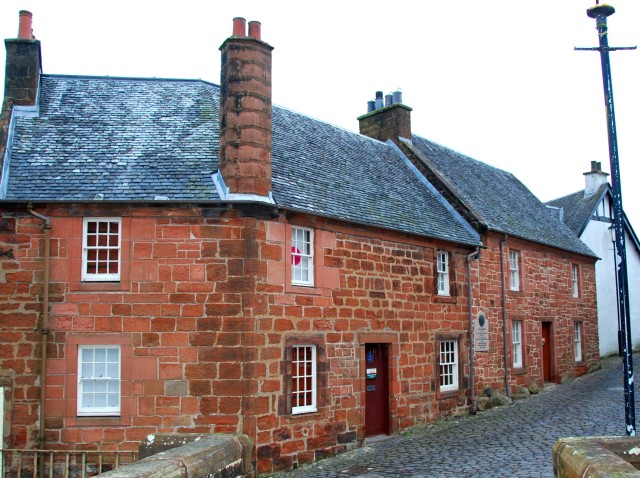 Burns' House Museum, Mauchline