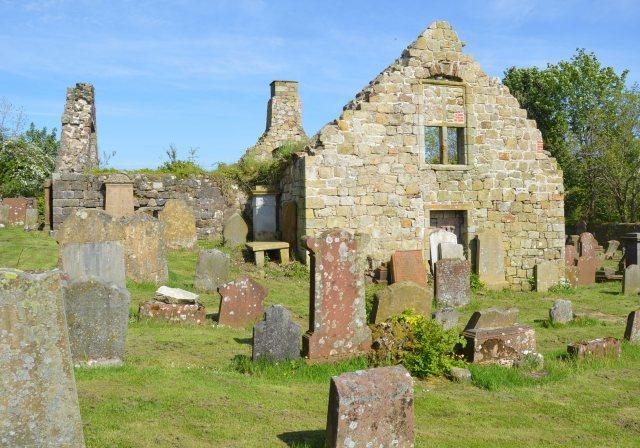 Auld Kirk, New Cumnock01
