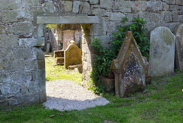 Auld Kirk, New Cumnock
