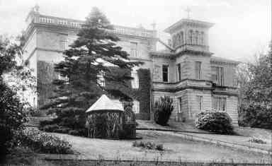 Bank House - Home of the Hyslop Family