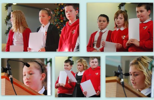 New Cumnock Primary School : Primary 6