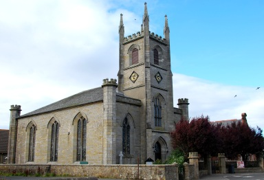 New Cumnock Parish Church
