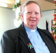 Rev. Cuthbert