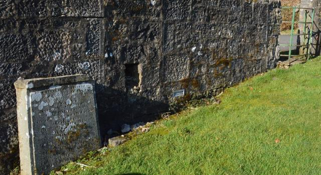 John Paterson Headstone