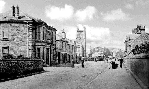 St. Blanes, 1 Castle, New Cumnock
