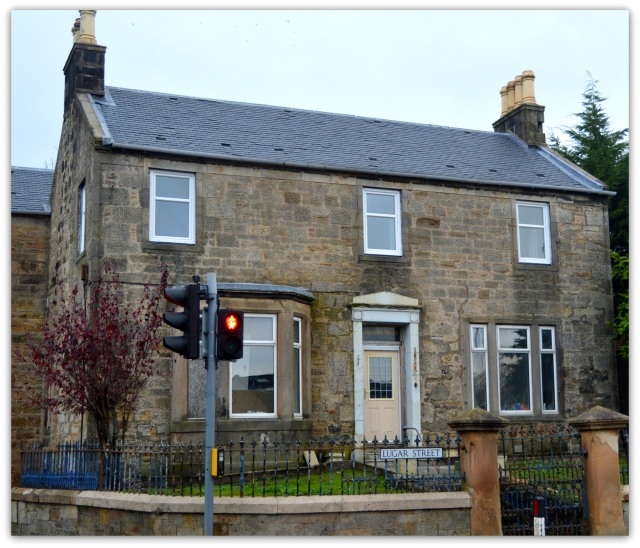 Riverside House, Lugar Street, Cumnock
