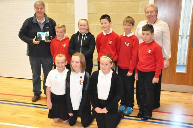 New Cumnock Primary School Presentation