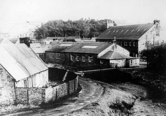 Glaisnock Cottage, Old Cumnock