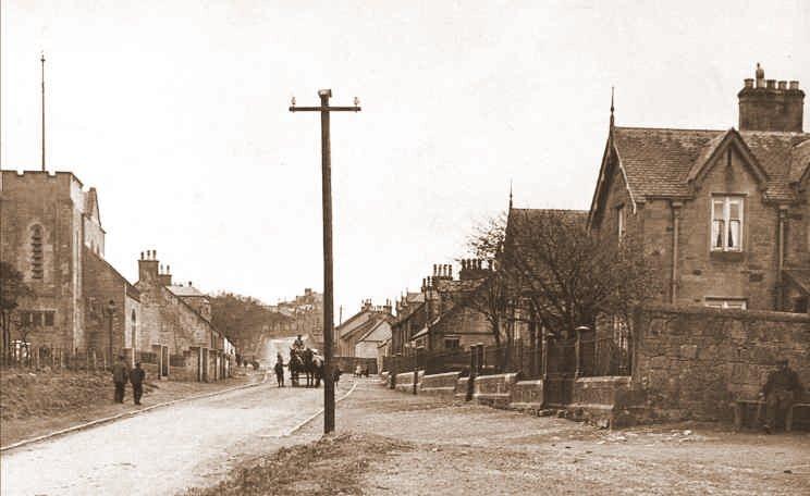 Bank Glen, New Cumnock
