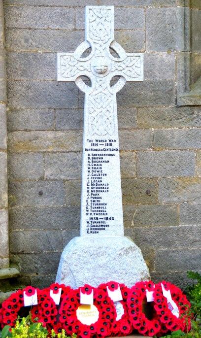 Arthur Memorial War Memorial