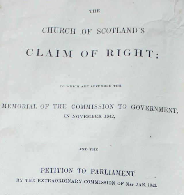 1843_ClaimofRightTitle