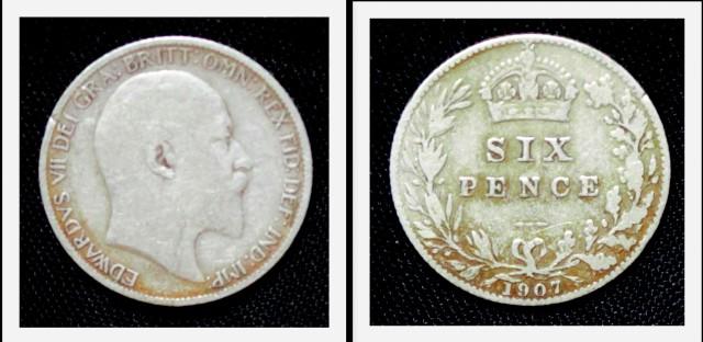 1912_Sixpence